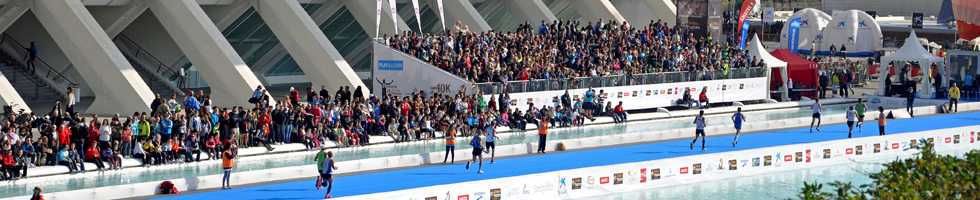Animo Valencia - Marathon et 10 km de Valencia : dimanche 18 novembre 2012